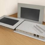 Komputer panelowy 2xRJ45