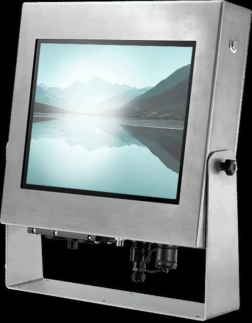 Przemysłowy Komputer panelowy z naszej oferty
